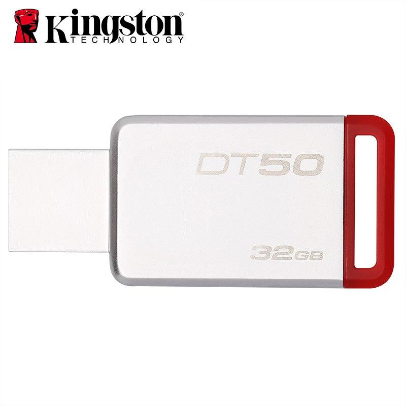 Kingston Digital DT50 USB 3.0 USB Flash Drive 32GB Pendrive