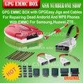 100% original novo CAIXA GPG EMMC Para Reparar Telefones Andorid E WP8 Morto Com EMMC Para Samsung, Huawei, ZTE .. + Transporte rápido