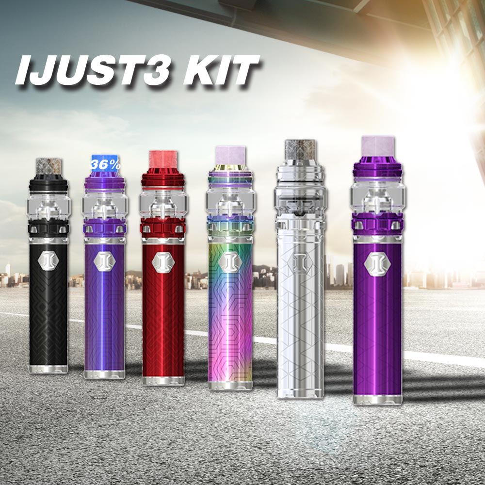 Original Eleaf Vape pen kit 6.5mliJust 3 kit with ELLO Duro with built-in 3000mAh battery  electronic cigaretteOriginal Eleaf Vape pen kit 6.5mliJust 3 kit with ELLO Duro with built-in 3000mAh battery  electronic cigarette