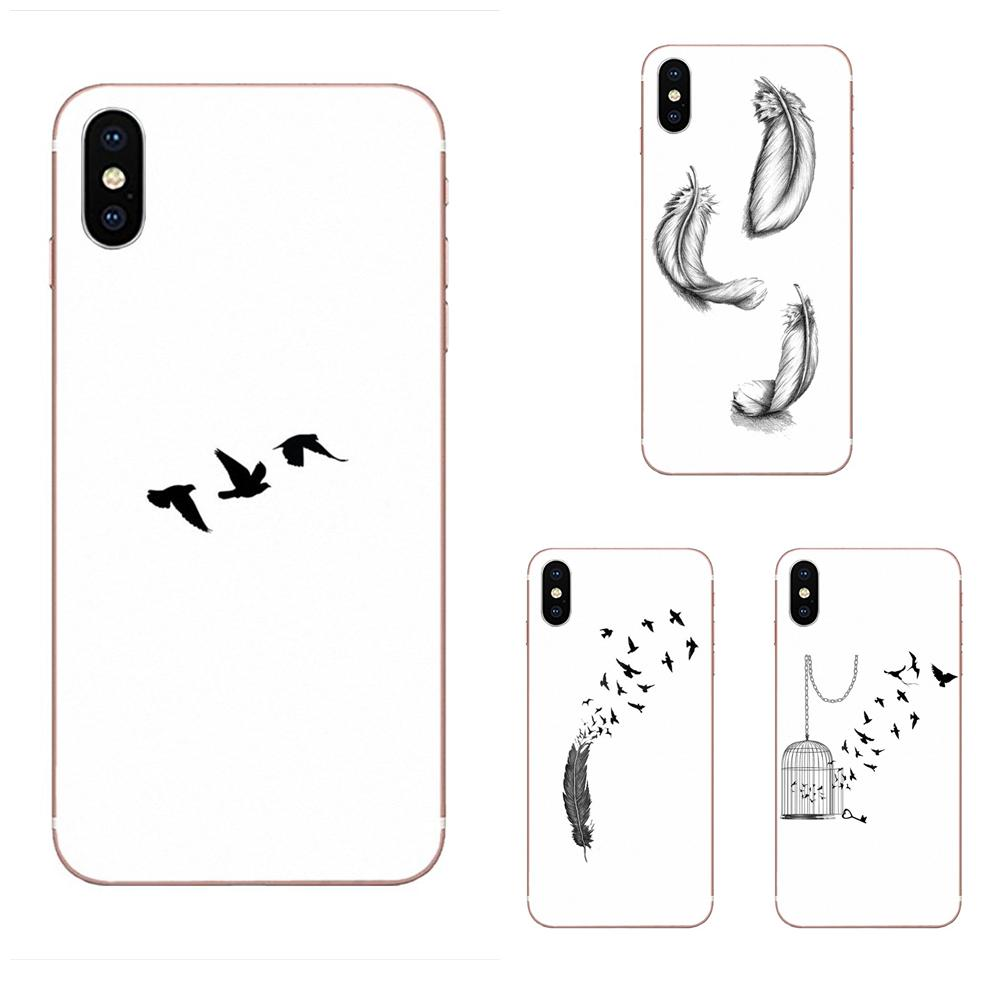 Personalized case for iPhone XR XS MAX X 8 7 6 5 Sparkle Unicorn Lady Bug Anchor Flowers