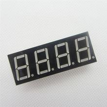 Большая Распродажа!!! 20 шт. 4bit 4 бит Общий Катод Цифровой Трубы 0.56 «0.56in. Красный светодиод Цифра 7 Сегмент
