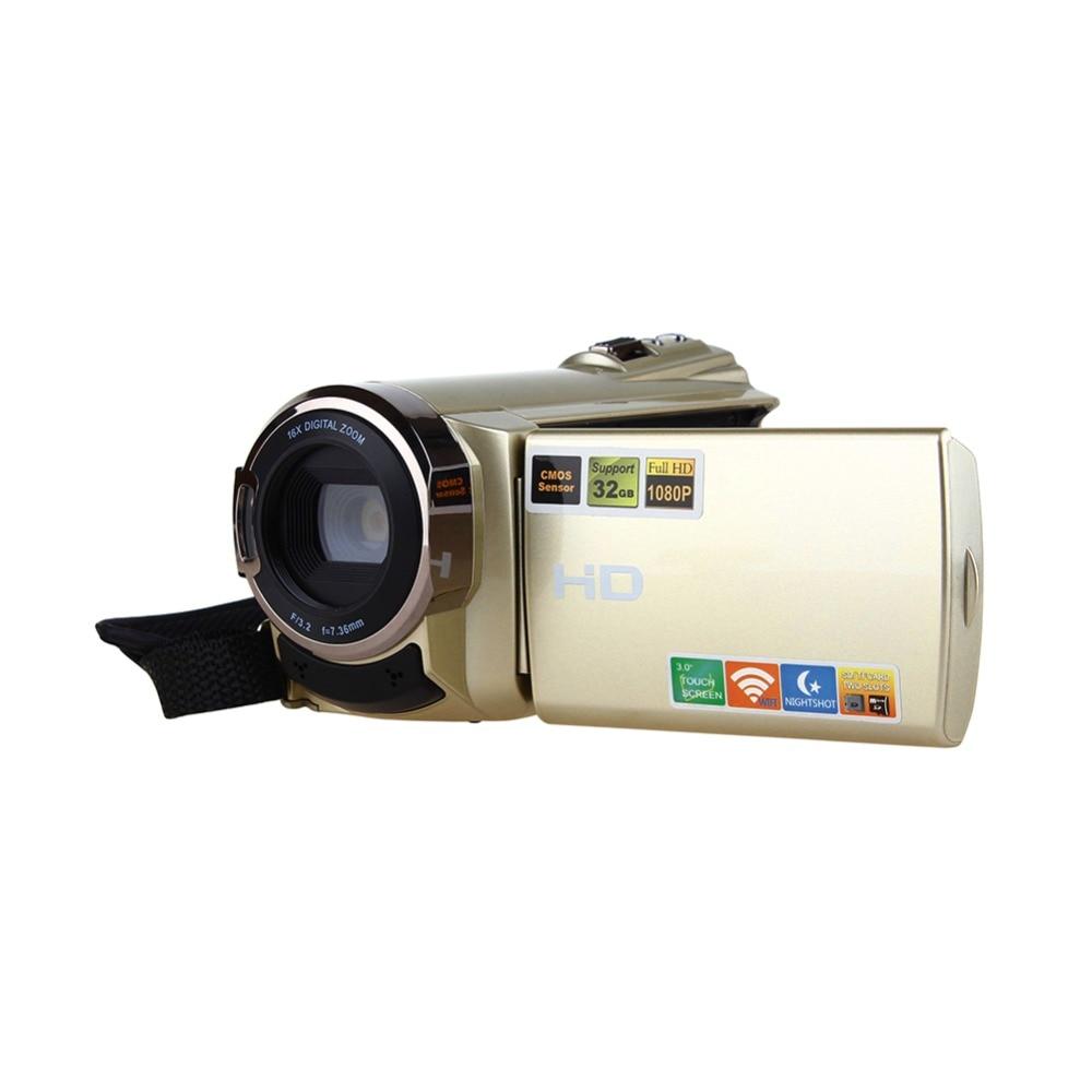 hdv 5052str portable digital video camera camcorder full hd 1080p 20mp dv dvr 3tft lcd 16x zoom. Black Bedroom Furniture Sets. Home Design Ideas