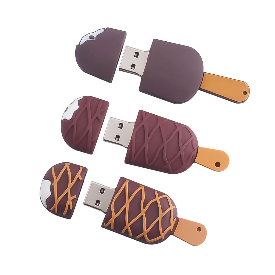 buy new design usb flash drive ice cream pen drive cartoon hot sale usb stick. Black Bedroom Furniture Sets. Home Design Ideas