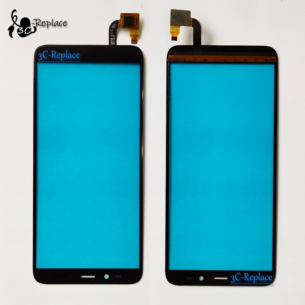 Black 5.7 Inch Touch Screen Digitizer For Lenovo K320t Digitizer Touch Screen Display Free Shipping + Order Tracking