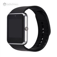 ZAOYIMALL Smartwatch GT08 Bluetooth Smart Watch With Camera SIM Card Slot And Smart Health Watch For