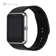 ZAOYIMALL Smartwatch GT08 Bluetooth Smart Watch with Camera SIM Card Slot and Smart Health Watch for Iphone Android Smartphone(China)