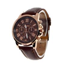 Beautiful Roman Numeral Watch For Women Men