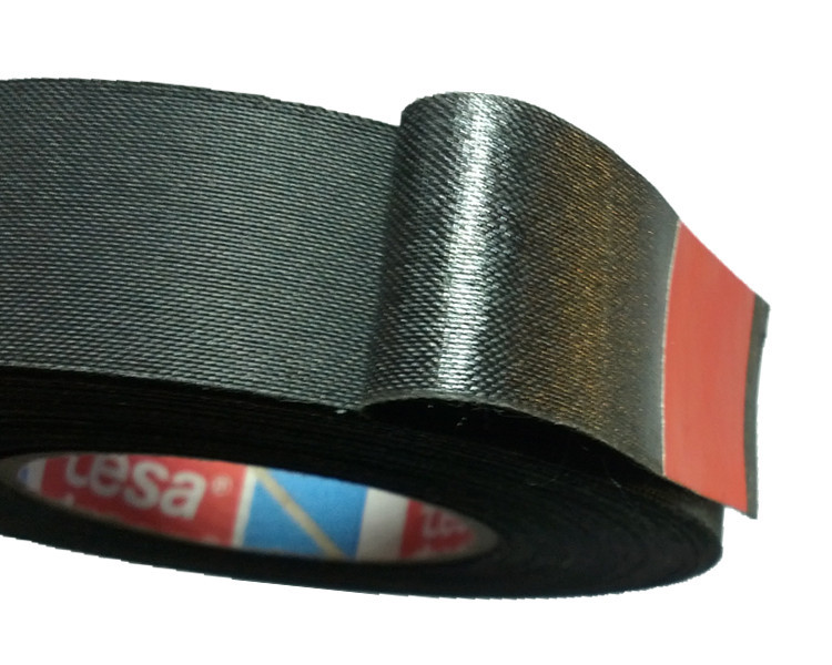TESA 51025 19mm x 25m Adhesive Cloth Fabric Tape cable looms wiring harness Freeshipping tesa 51025 19mm x 25m, adhesive cloth fabric tape cable looms tesa wire loom harness tape at edmiracle.co