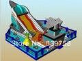 Гуандун производителей, продающих надувные горки, надувные замки, раздувной хвастун, Большой воздуха слайд