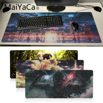 Maiyaca-alfombrilla de ratón de alta velocidad para ordenador portátil y PC, xxl...