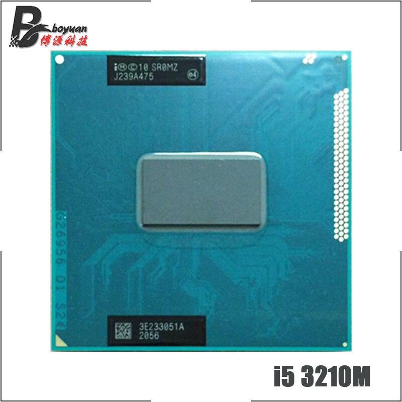 Processor CPU Original Intel Core i5-3210M 2.5 GHz Dual-Core AW8063801032301