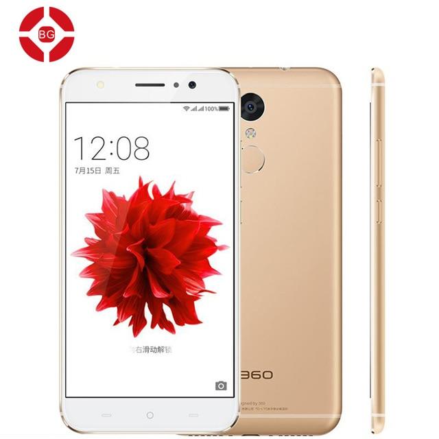 "BG Original 360 N4S 4G LTE Mobile Phone Deca Core Android 6.0 5.5"" FHD 1920X1080 4GB RAM 32G/64GB ROM 16.0MP 5000mAh Fingerprint"