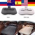 Oversea Car Inflatable Bed Back Seat Mattress Airbed for Rest Sleep Travel Camping Car Accessories New