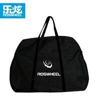ROSWHEEL Велоспорт сумка 27,5 велосипед сумка посылка для горный велосипед дорожный мотоцикл с 2 шт. колесо мешки аксессуары водонепроницаемый