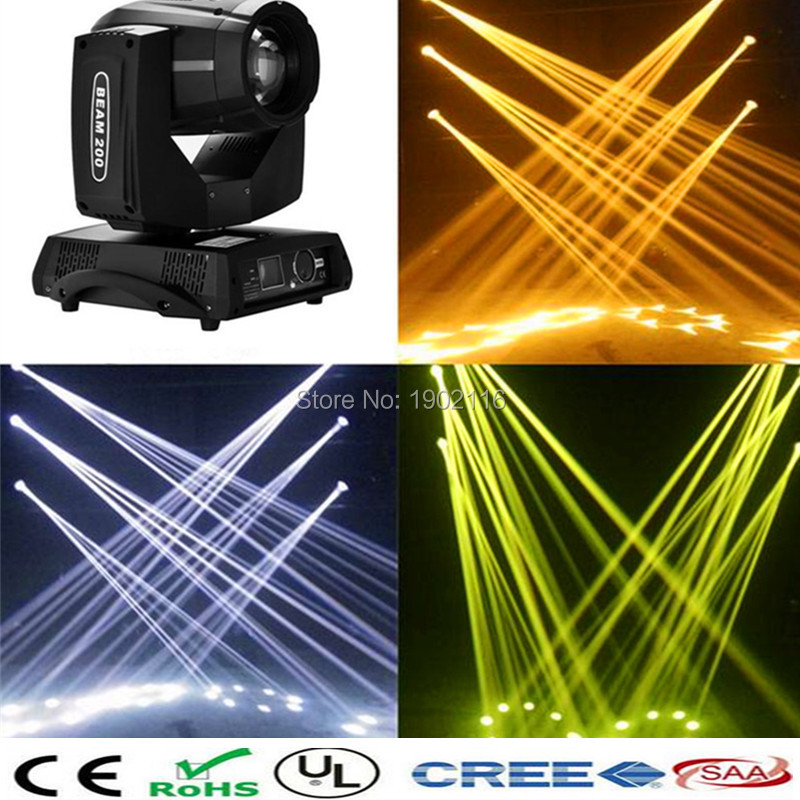 Best quality 200W Moving Head light 5R 200W LED BEAM light with Touch screen LED Party Disco Dj club lights laser factorty sale