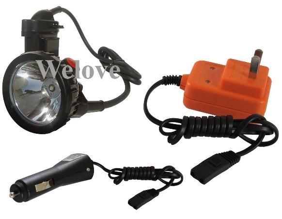 2pcs 5W Spuer Bright 28000LUX Λαμπτήρα LED Κυνήγι Νίκαια Spot επίσης για Εξόρυξη Light Free Shipping