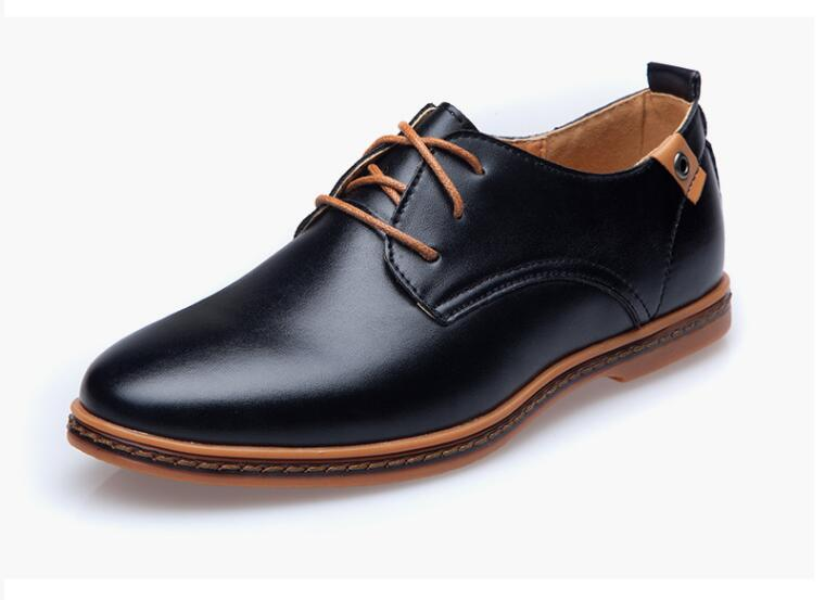 2016 New British fashion Brand High Quality Oxford Shoes For Men Men Dress Shoes Business PU