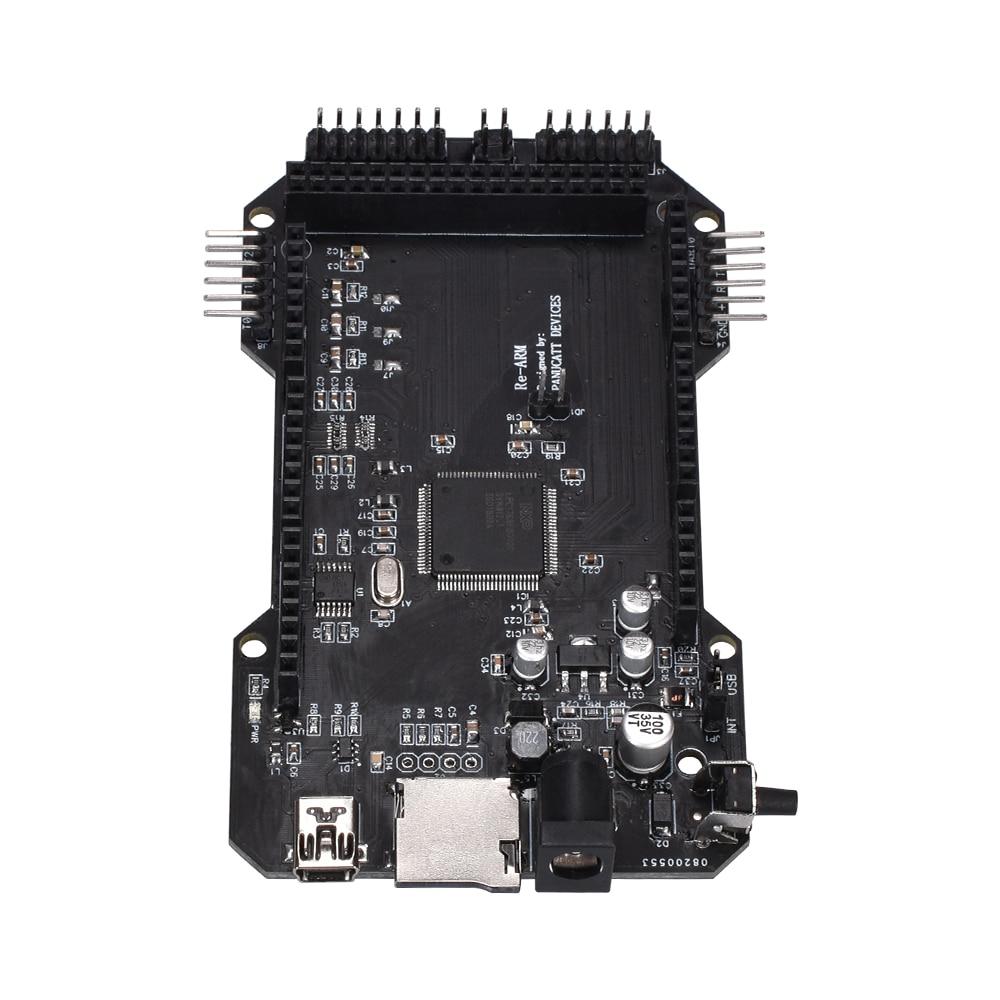 BIGTREETECH Clone Re-ARM 32 Bit Control Board with Ramps1 6 Plus +  TMC2130/TMC2208/DRV8825/A4988 Mega2560 for 3D Printer