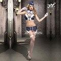 Include 7 pcs  Lingerie Cosplay Sets  Underwear Women Lingerie Free Shipping Conjunto De Langerie 359