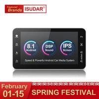 Isudar Car Multimedia player Android 8.1 Car DVD Player For Nissan/X Trail/VERSA 8 Cores Radio FM 4G GPS GLONASS 2G RAM 32G ROM