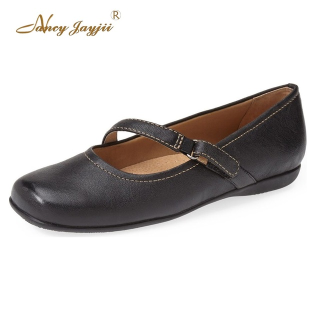 nubuck mary strap jane shoes save comforter velcro orchid women comfortable pin orthotic black s drew
