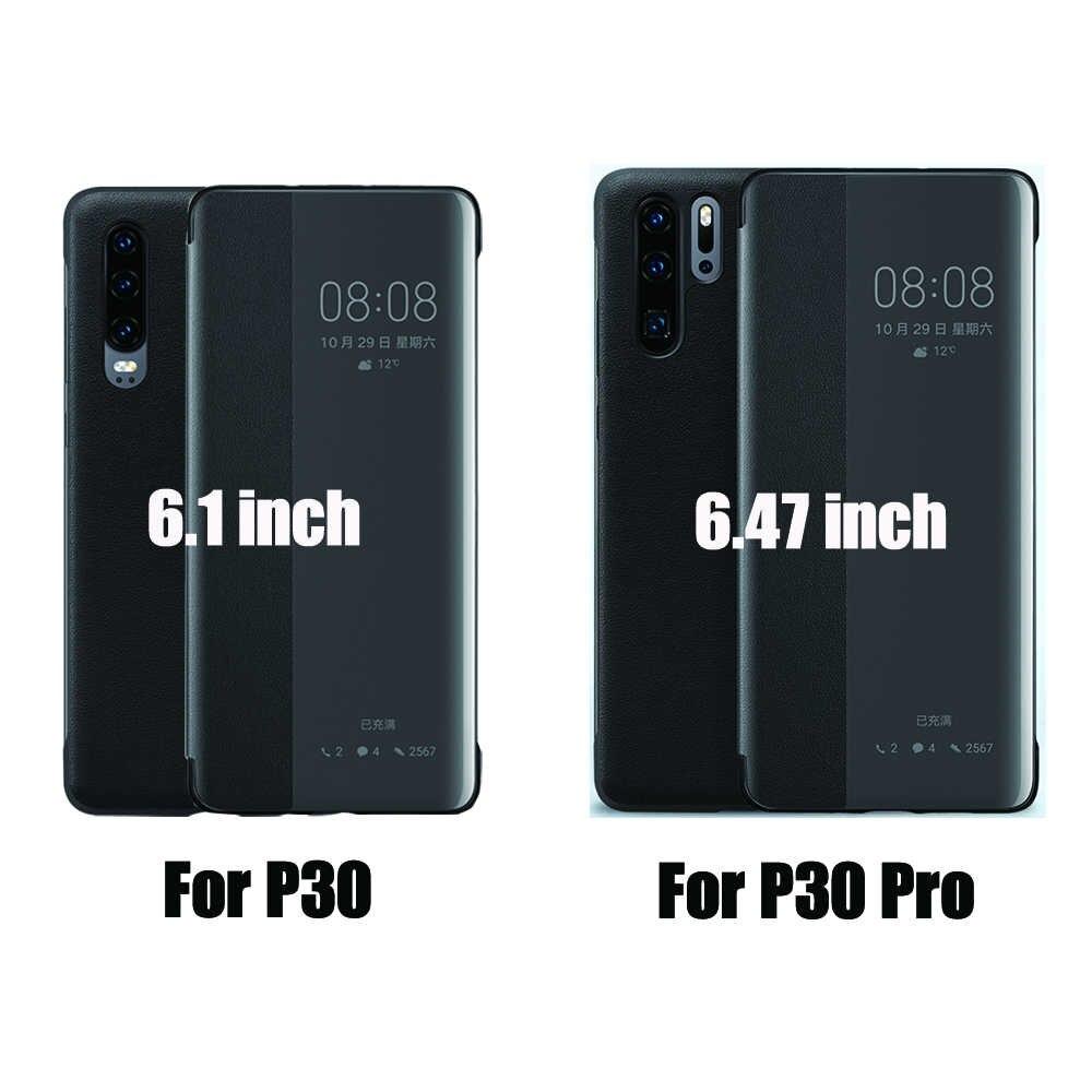 Cuoio Della Copertura di vibrazione della Cassa Del Telefono Per Huawei P30 Pro P20 Compagno di 20 Lite X 10 P10 Più Mate20 Mate10 P 30 P30pro P20pro 20pro Mate20pro