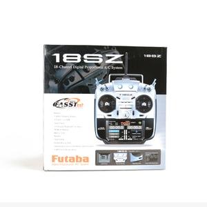 Image 5 - Радиоконтроллер Futaba 18SZ, передатчик с телеметрией, 2,4 ГГц, R7008SB приемник для мультикоптера
