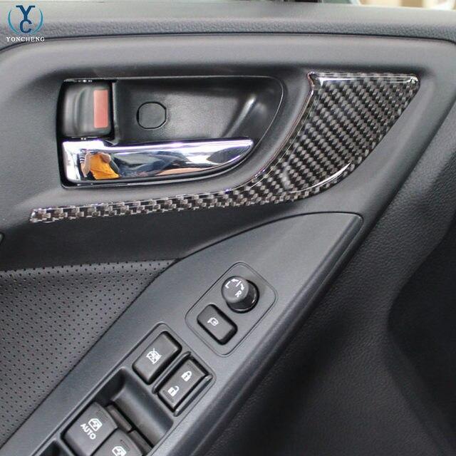 Online Shop For Subaru 13 17 Forester Modified Carbon Fiber Interior