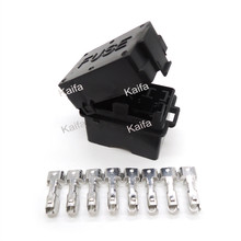 Car seat relay fuse box 4 road engine compartment insurance car insurance holder