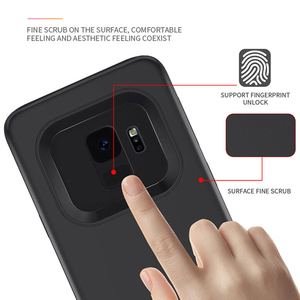 Image 4 - Battery Case For Samsung Galaxy S9 S8 Plus Battery Power Wireless Charging Powerbank Case Power Bank For Samsung Note 8 Note 9