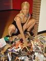 (AL834) Полное Тело Супер Блестящие Высокое Качество Нейлон Колготки Прозрачные Боди Сексуальная Мужская Нижнее Белье Фетиш Зентаи Зентаи Одежда