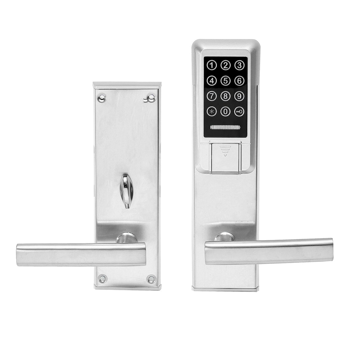 Safurance Electronic Digital Smart Password Door Lock Keypad Touch