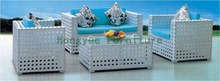 Patio sofa set in rattan Patio sofa furniture