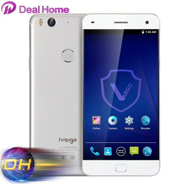 IVARGO V210101 Mobile Phone 3GB RAM 32GB ROM Snapdragon 615 Octa Core 5.0 Inch 1920x1080 NFC Fingerprint 4G Hifi Smartphone