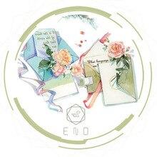 Купить онлайн 1 шт. васи ленты буквы маскировки клейкой ленты Декоративные DIY Бумага Скрапбукинг наклейки Размер 4 см * 5 м