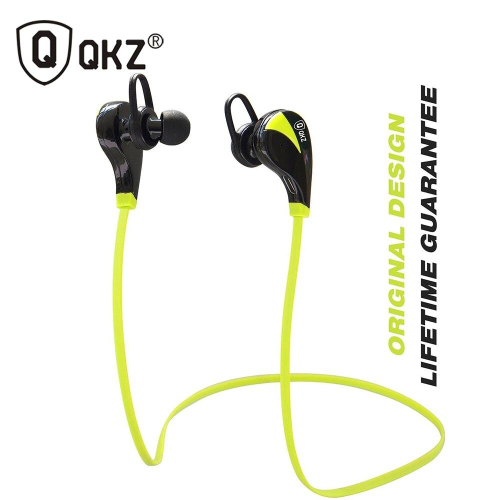 QKZ G6 general 4,0 deportes inalámbrica Bluetooth Usb Auriculares auriculares 4,0 música estéreo mini orejas mejor auriculares