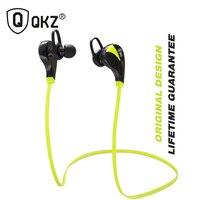 QKZ G6 Bluetooth 4 0 Sport Earphone Hand Free Wireless Bluetooth Headset Earphone Sports In Ear