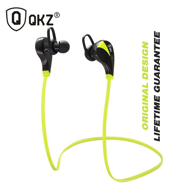 QKZ G6 Original Sem Fio Bluetooth 4.0 Fone de Ouvido Em Execução de Música Estéreo Bluetooth Esporte Fone De Ouvido Para Todos Telefone Inteligente