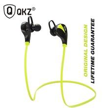 QKZ G6 general 4.0 Deportes Wireless Bluetooth Auriculares Usb Auriculares 4.0 auriculares de música estéreo de mini oídos mejor deportes