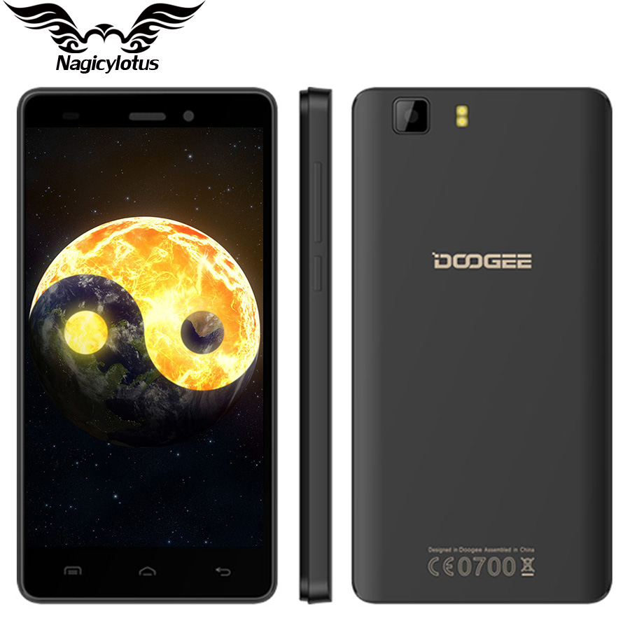 Original Doogee X5 Pro 4G LTE MT6735 Quad Core Android 5 1 5 0 1280x720 2GB