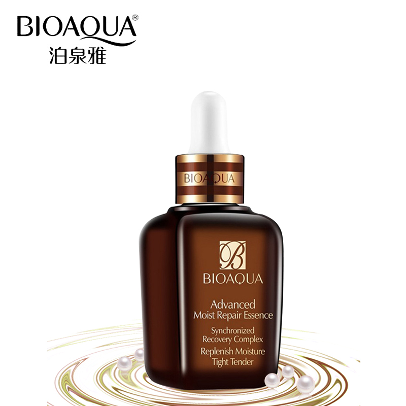 BIOAQUA Brand Skin Care Hyaluronic Acid Liquid Anti Wrinkle Serum Whitening Moisturizing Anti Aging Collagen Essence Oil Liquid цена 2017