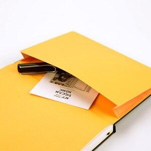 Image 4 - Chấm Notebook Bao Lưới Dot Tạp Chí A5 Bìa Cứng Nhật Ký Dày Du Lịch Nhật Ký Người Lập Kế Hoạch