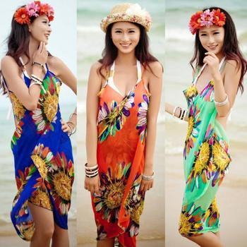 Pareo robe de plage Bikini / Costume de bain Bella Risse https://bellarissecoiffure.ch