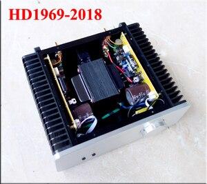 Image 3 - 2020 風オーディオ新ゴールド封印された版Hood1969 ハイファイ 2.0 クラスaホームオーディオアンプ 10 ワット + 10 ワット