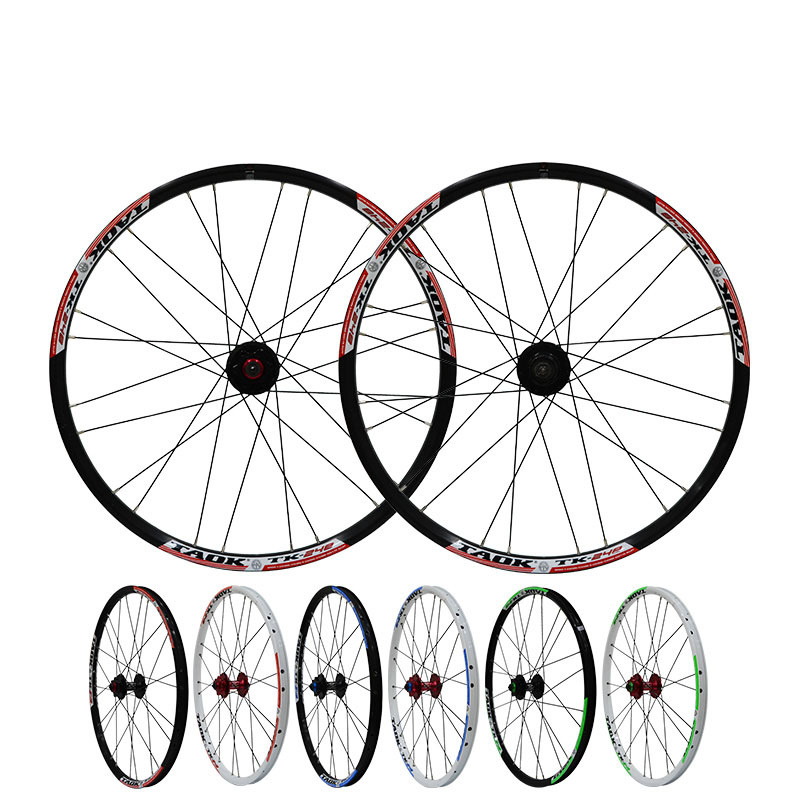 MTB Mountain Bikes Road Bicycles 24 inch Hubs Disc Brake Wheel Wheelset Clincher Rim 24 Holes сетевое зарядное устройство ginzzu ga 3315ub 3 1а 3 x usb черный