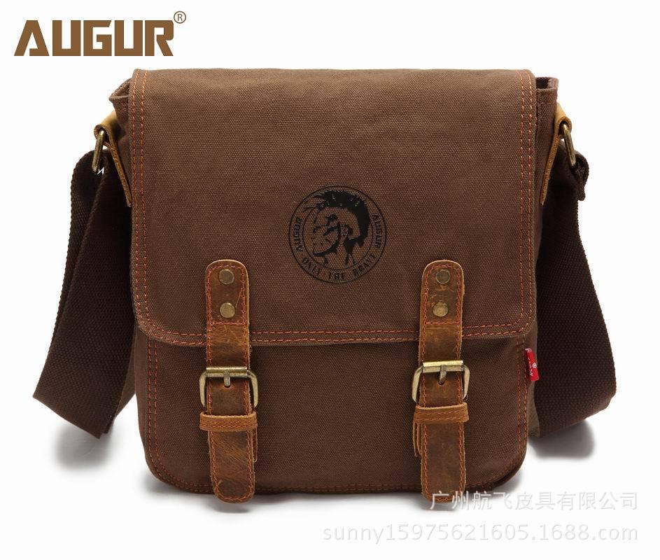 Thick canvas bag high quality men messenger bags fashion shoulder bags brand men bag messenger bag