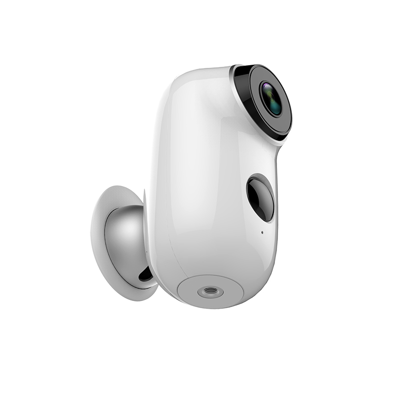 Battery Powered 100 Wireless WiFi IP Camera 720P 1MP Waterproof Night Vision Home Security Surveillance Camera Baby Monitor in Surveillance Cameras from Security Protection