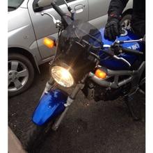 Deflettori del vento del motociclo parabrezza per Suzuki GSF GSF650 GSF1200 GSF1250 Bandit SV650 SV1000 GSX1400 SV 650 1000