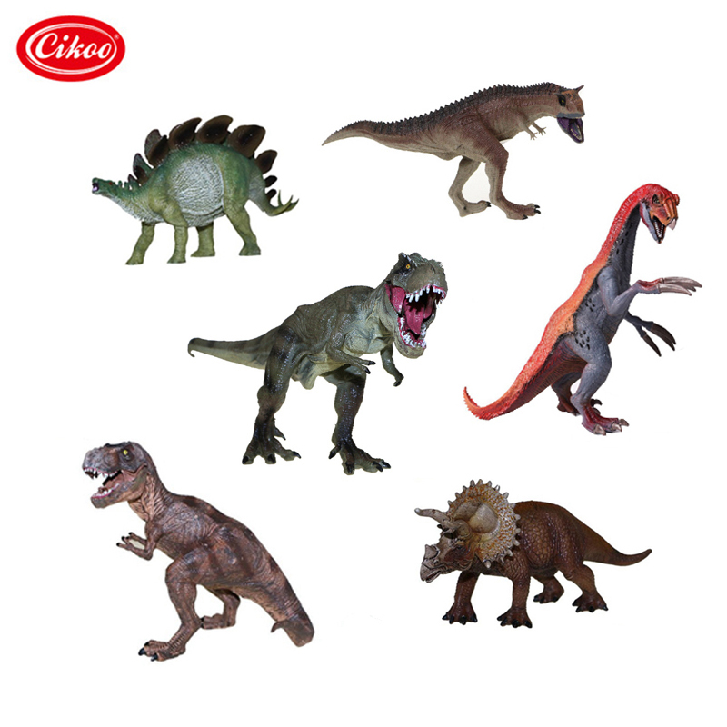 1PC Dinosaur World Figures Simulated Model Action Kid Children Toys Gift Plastic
