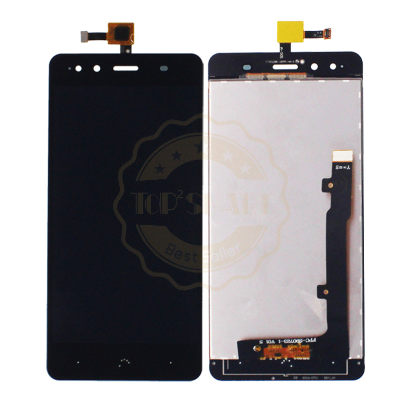For BQ Aquaris X5 FPC5K-1465 LCD Display Touch Screen Digitizer Assembly Original Quality Mobile Phone parts free shipping